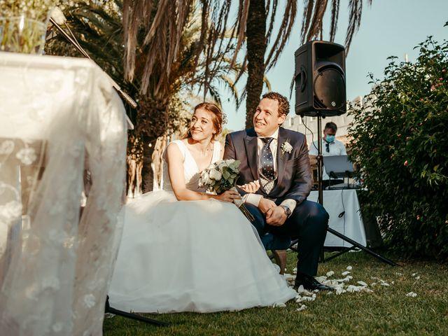 La boda de Alex y Silvia en Benacazon, Sevilla 83