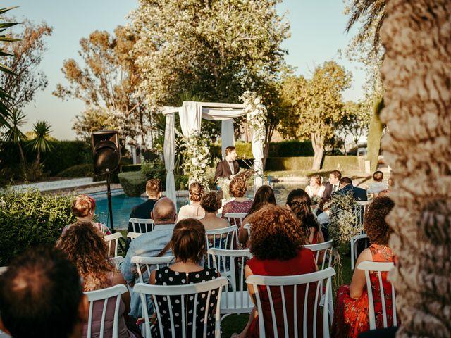 La boda de Alex y Silvia en Benacazon, Sevilla 85