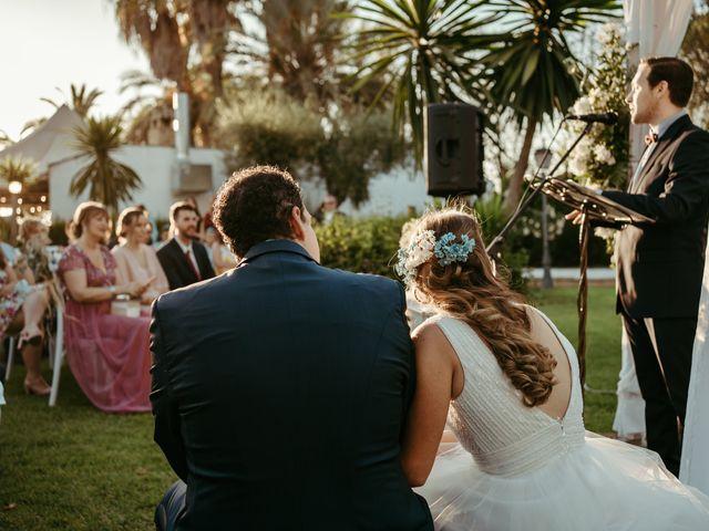 La boda de Alex y Silvia en Benacazon, Sevilla 90