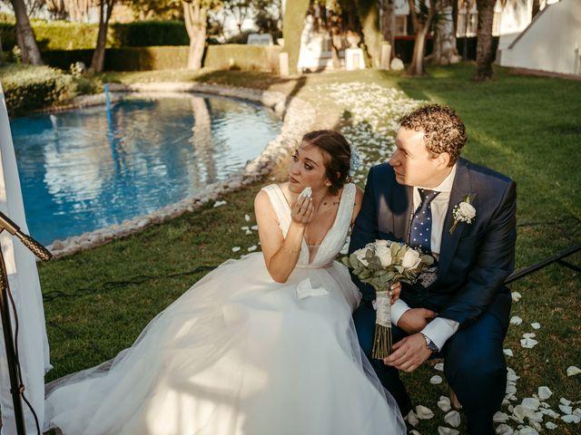 La boda de Alex y Silvia en Benacazon, Sevilla 95