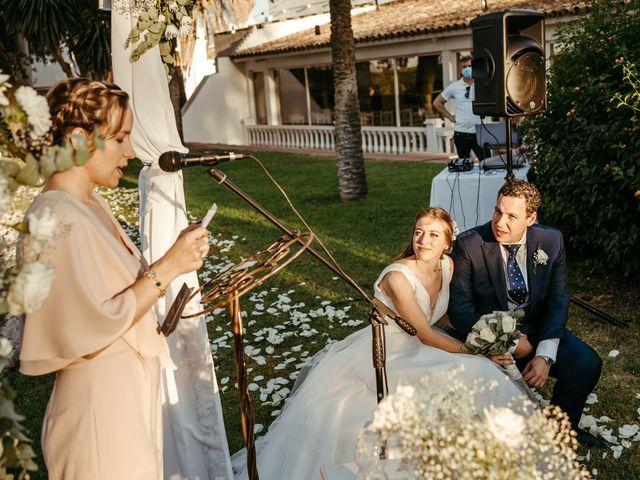 La boda de Alex y Silvia en Benacazon, Sevilla 96
