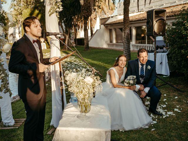 La boda de Alex y Silvia en Benacazon, Sevilla 97