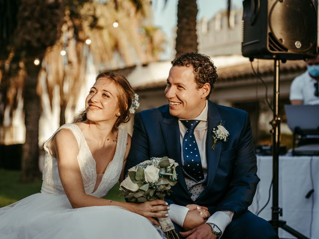 La boda de Alex y Silvia en Benacazon, Sevilla 99