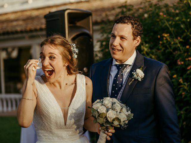 La boda de Alex y Silvia en Benacazon, Sevilla 115