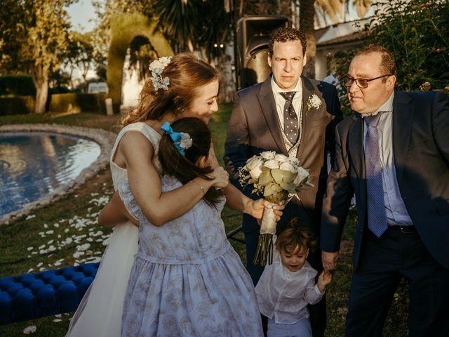 La boda de Alex y Silvia en Benacazon, Sevilla 116