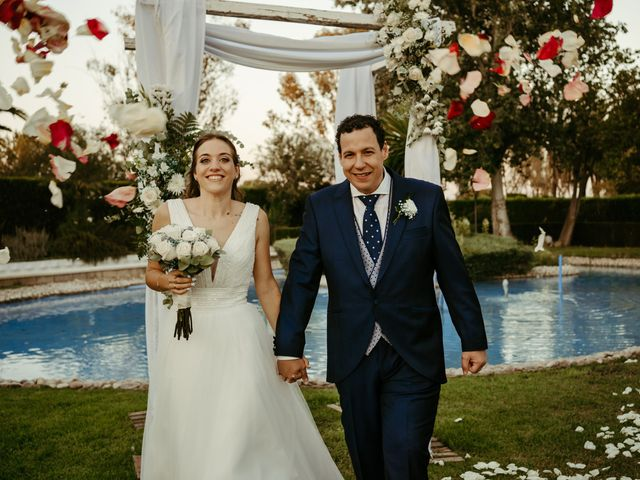 La boda de Alex y Silvia en Benacazon, Sevilla 118