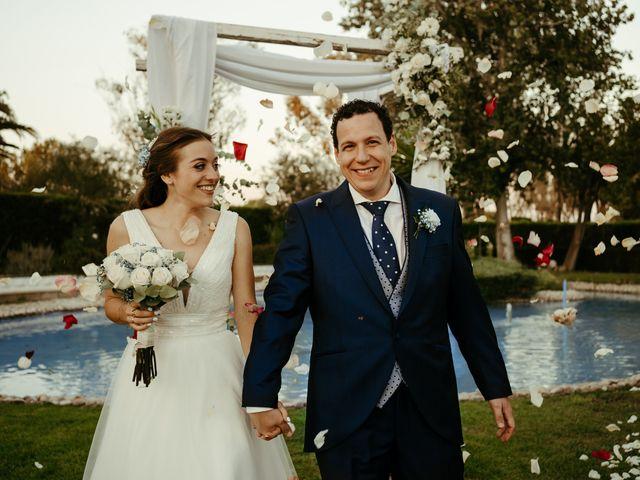 La boda de Alex y Silvia en Benacazon, Sevilla 119