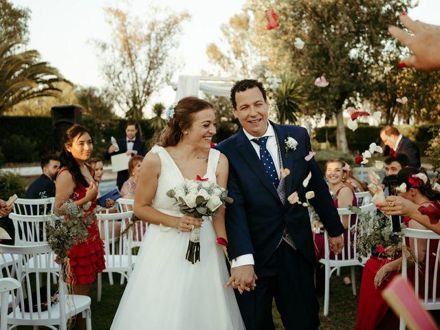 La boda de Alex y Silvia en Benacazon, Sevilla 121