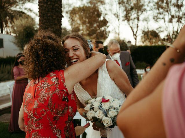 La boda de Alex y Silvia en Benacazon, Sevilla 122