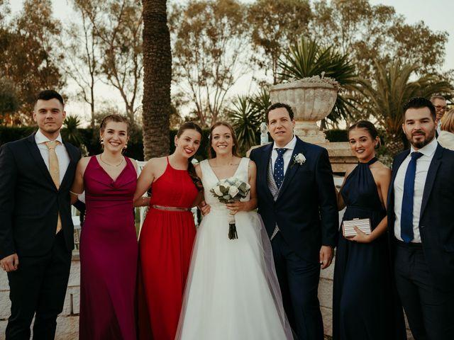 La boda de Alex y Silvia en Benacazon, Sevilla 128