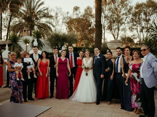 La boda de Alex y Silvia en Benacazon, Sevilla 129
