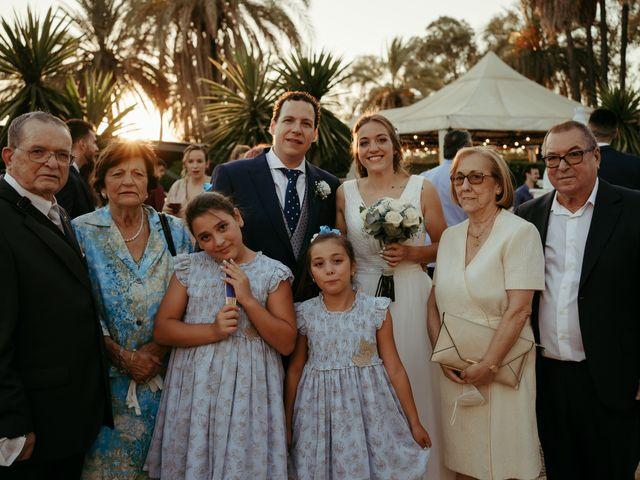 La boda de Alex y Silvia en Benacazon, Sevilla 130