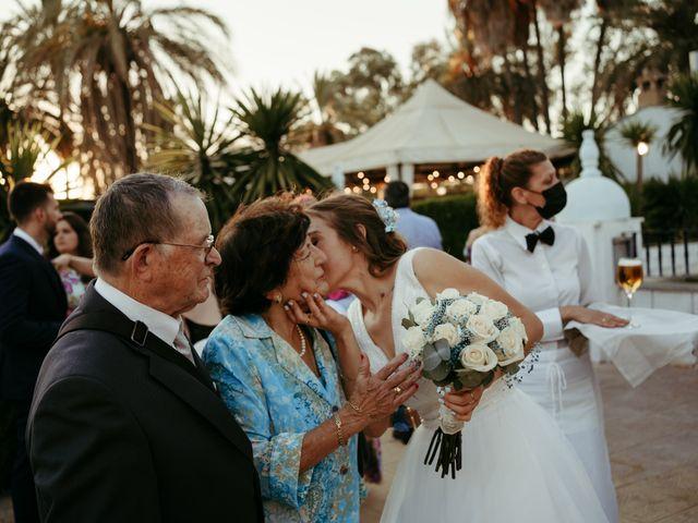 La boda de Alex y Silvia en Benacazon, Sevilla 131
