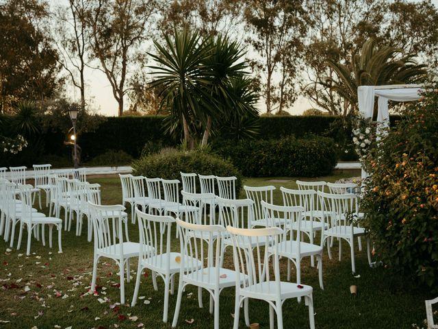 La boda de Alex y Silvia en Benacazon, Sevilla 135