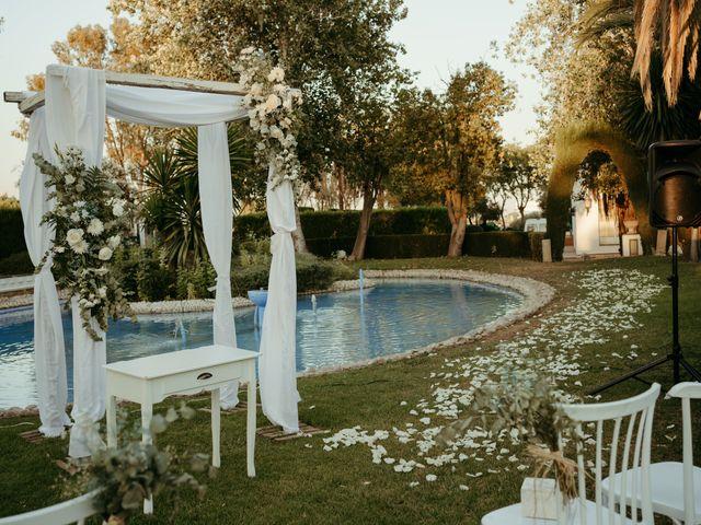 La boda de Alex y Silvia en Benacazon, Sevilla 136