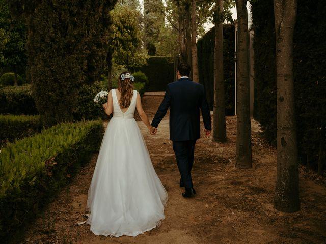 La boda de Alex y Silvia en Benacazon, Sevilla 143