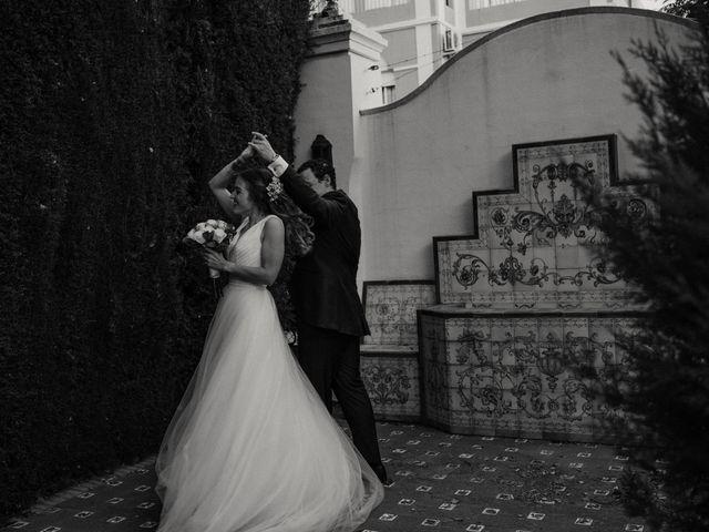 La boda de Alex y Silvia en Benacazon, Sevilla 145