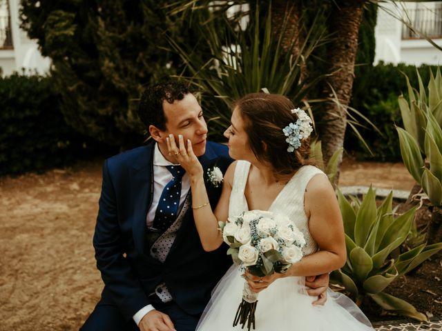 La boda de Alex y Silvia en Benacazon, Sevilla 148