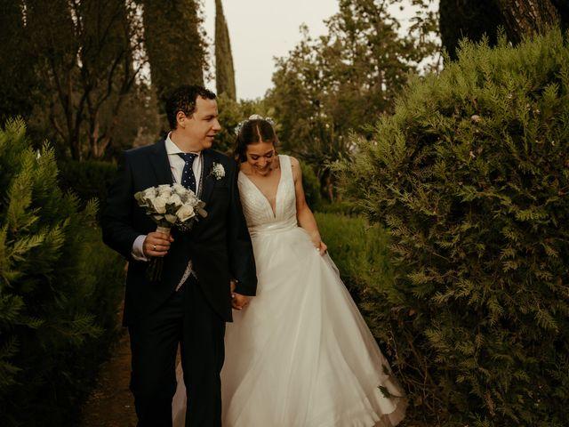 La boda de Alex y Silvia en Benacazon, Sevilla 160