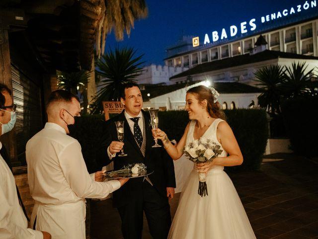 La boda de Alex y Silvia en Benacazon, Sevilla 175