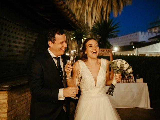 La boda de Alex y Silvia en Benacazon, Sevilla 176