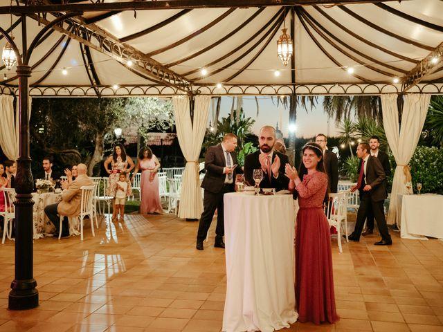 La boda de Alex y Silvia en Benacazon, Sevilla 179