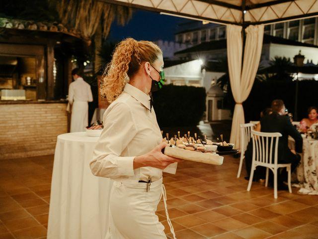 La boda de Alex y Silvia en Benacazon, Sevilla 180