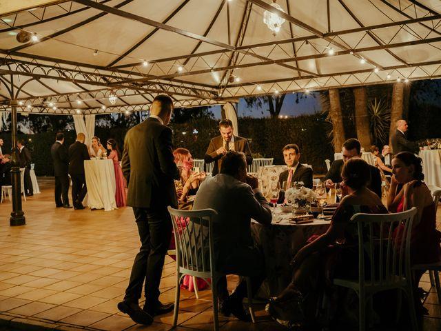 La boda de Alex y Silvia en Benacazon, Sevilla 183