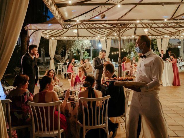 La boda de Alex y Silvia en Benacazon, Sevilla 184