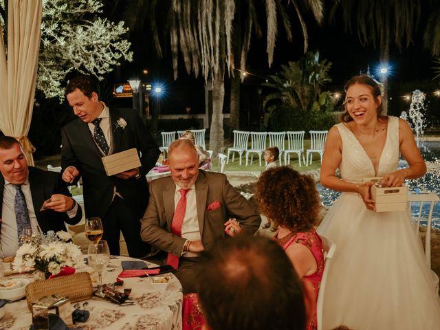 La boda de Alex y Silvia en Benacazon, Sevilla 193