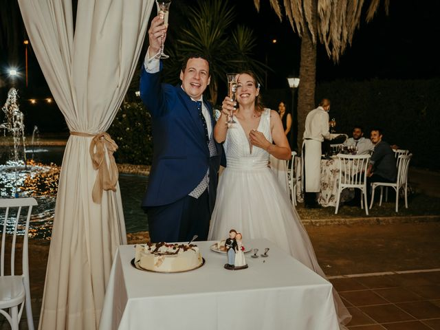 La boda de Alex y Silvia en Benacazon, Sevilla 199