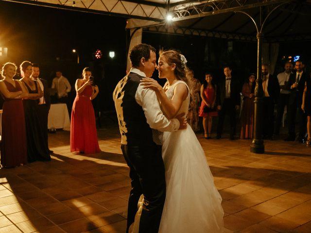 La boda de Alex y Silvia en Benacazon, Sevilla 203