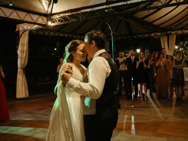 La boda de Alex y Silvia en Benacazon, Sevilla 204