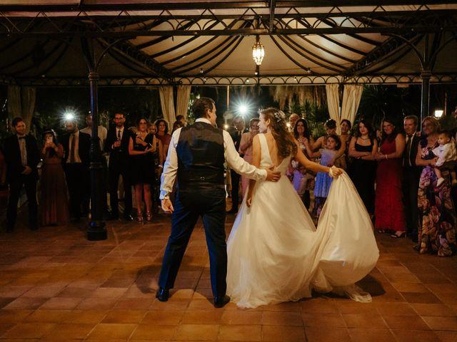 La boda de Alex y Silvia en Benacazon, Sevilla 206