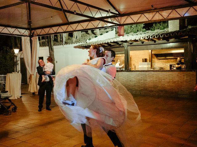 La boda de Alex y Silvia en Benacazon, Sevilla 208