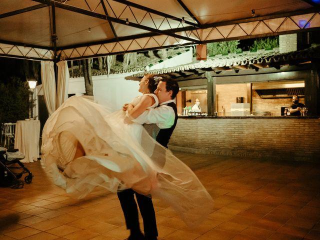 La boda de Alex y Silvia en Benacazon, Sevilla 209
