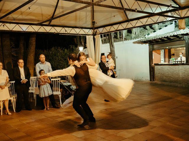 La boda de Alex y Silvia en Benacazon, Sevilla 210