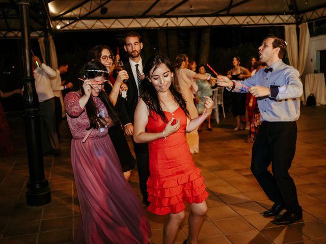 La boda de Alex y Silvia en Benacazon, Sevilla 220
