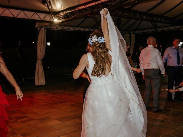 La boda de Alex y Silvia en Benacazon, Sevilla 224