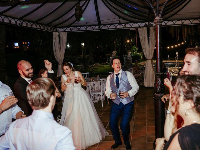 La boda de Alex y Silvia en Benacazon, Sevilla 227