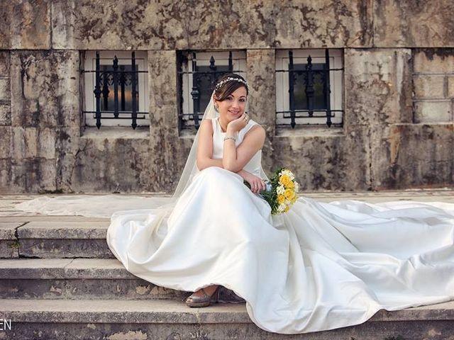 La boda de Juan  y Alicia  en Santander, Cantabria 1