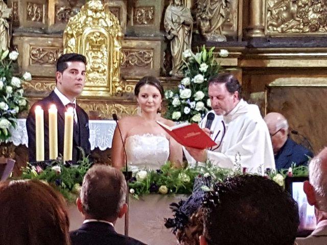 La boda de Unai y Judit en Riveira, A Coruña 1