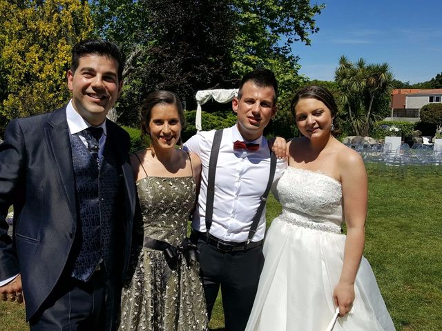 La boda de Unai y Judit en Riveira, A Coruña 6