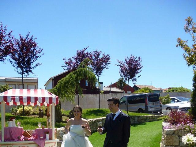 La boda de Unai y Judit en Riveira, A Coruña 11