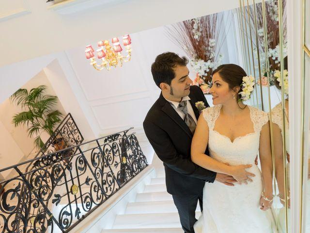 La boda de Inés y Ilker