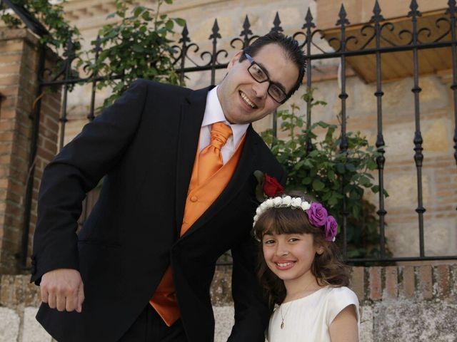 La boda de David y Maria en Almorox, Toledo 9