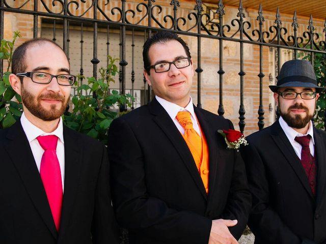La boda de David y Maria en Almorox, Toledo 10