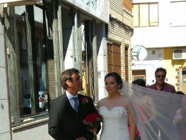 La boda de David y Maria en Almorox, Toledo 12