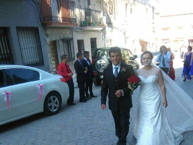 La boda de David y Maria en Almorox, Toledo 13
