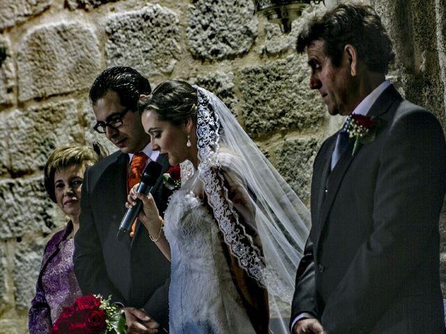 La boda de David y Maria en Almorox, Toledo 14